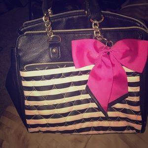 2 Betsy Johnson Bags